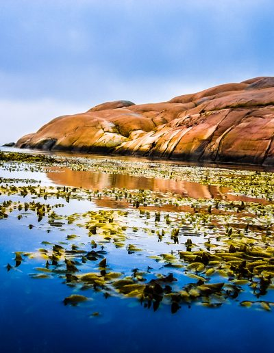 Colorful Beach, Sweden
